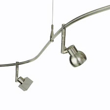 Edge Lighting Monorail 1-Circuit by PureEdge Lighting