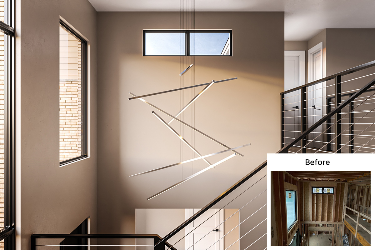 Room Rendering Example 6