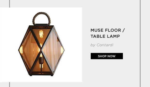 Muse Floor/Table Lamp