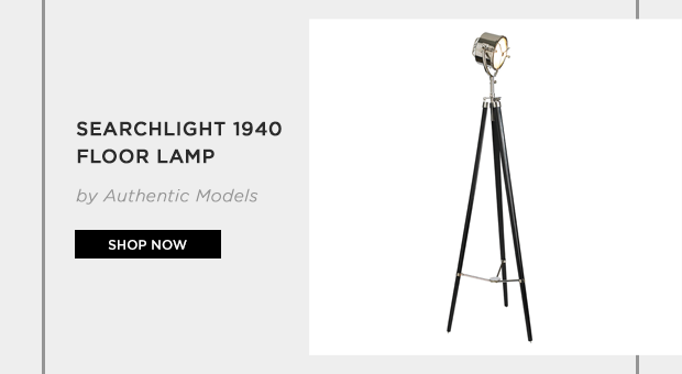 Searchlight 1940 Floor Lamp