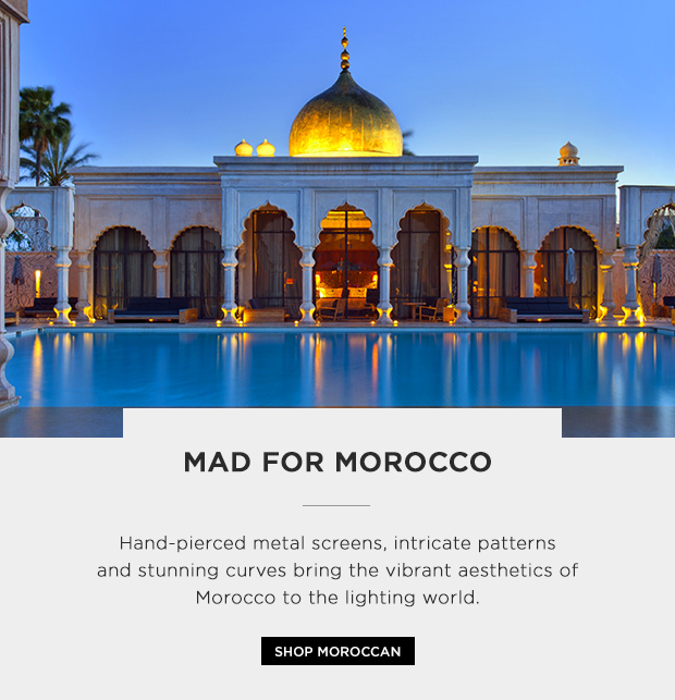 Mad for Morocco