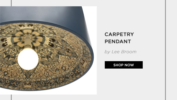 Carpetry Pendant