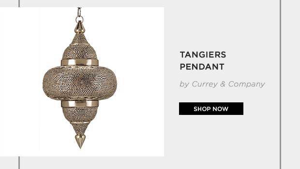 Tangiers Pendant