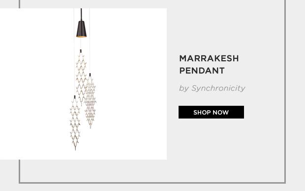 Marrakesh Pendant