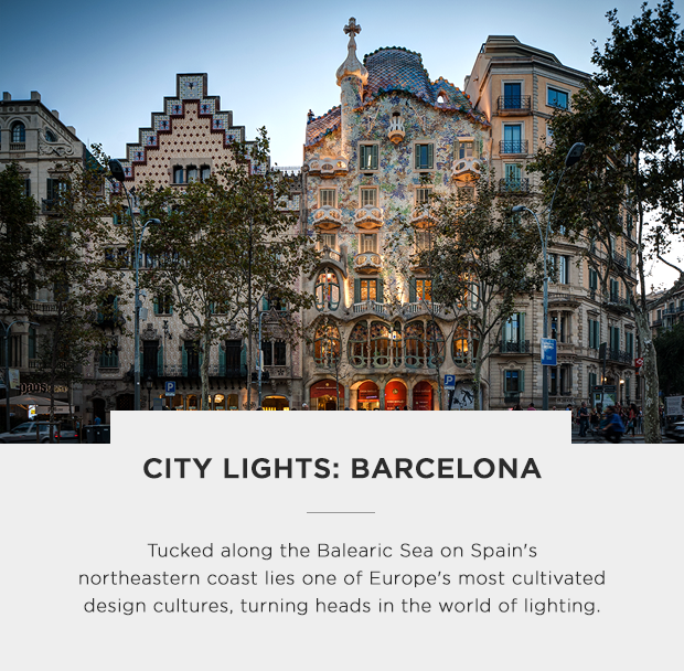 City Lights - Barcelona