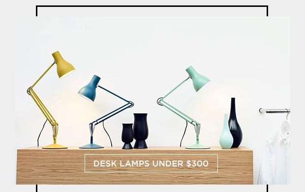 Desk Lamps under $300
