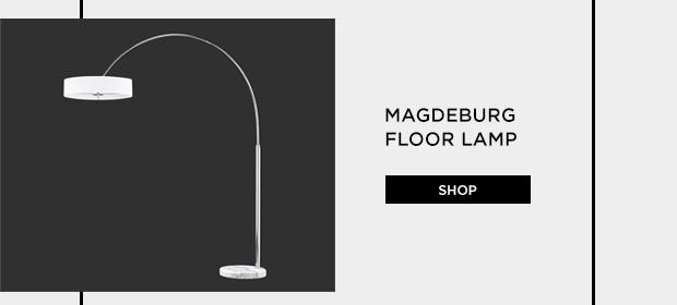 Madgebudge Floor Lamp