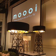 Moooi Lamps Display