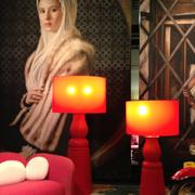 Moooi Living Room Mural