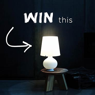 contemporary lighting. giveaway contemporary lighting