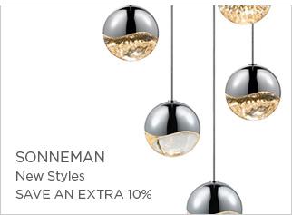 Sonneman Sale Save 10%