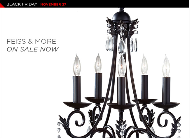Black Friday Sale At Lightology