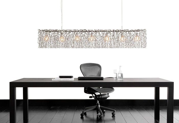 Hollywood Long Hanging Lamp