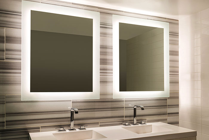Illuminated Mirrored Bathroom Cabinet Ip44 Rated: CRI, R9 & R13: What's The Difference?