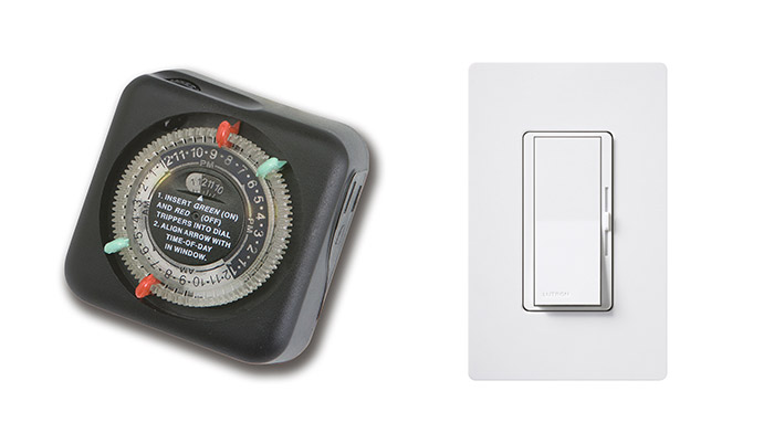 Timer and Dimmer