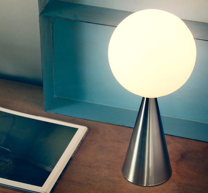 Bilia Table Lamp by Fontana Arte