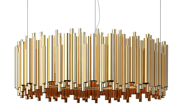 Brubeck LED Suspension by Delightfull