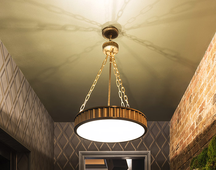Middleburry Pendant From Hudson Valley Lighting