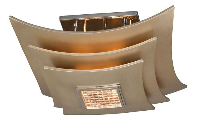 Muse Semi-Flush from Corbett Lighting