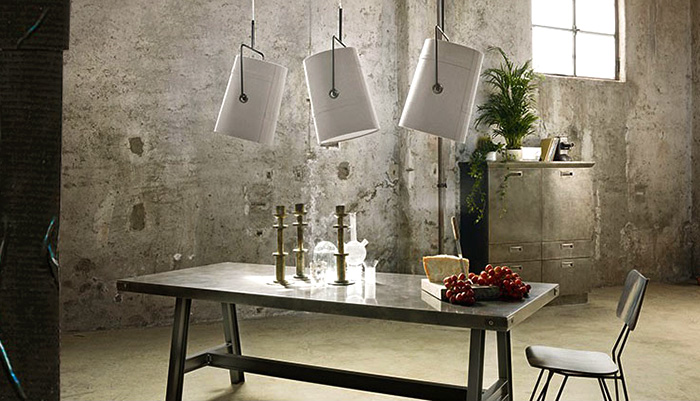 Gentil Fork Suspension By Diesel Lighting