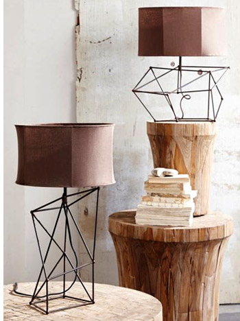 Maquette Tall Table Lamp by Roost