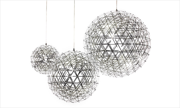 Raimond Dimmable LED Suspension UL Listed by Moooi