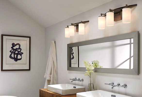 How To Light A Bathroom Lightology