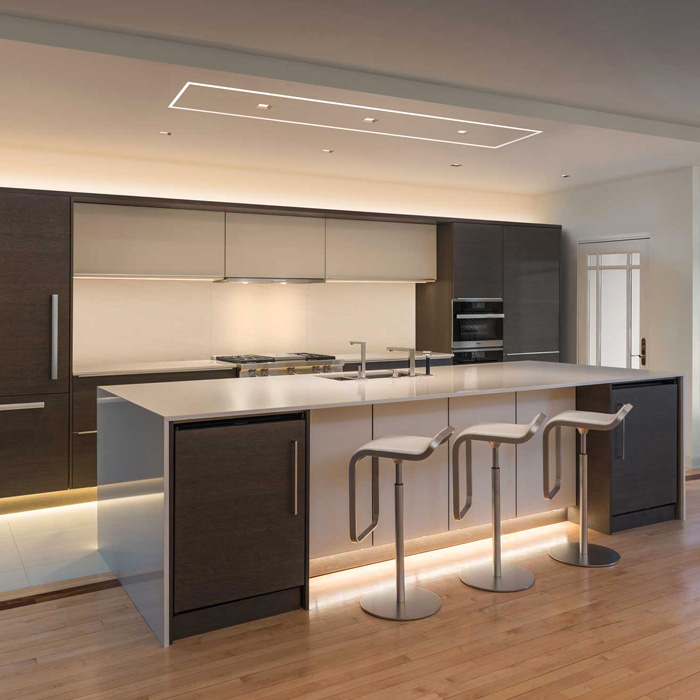 Over Cabinet Lighting For Kitchens: How To Light A Kitchen