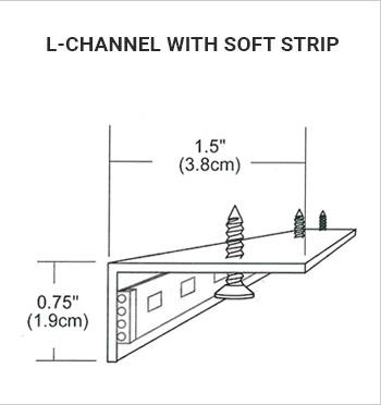 L-Channel Soft Strip