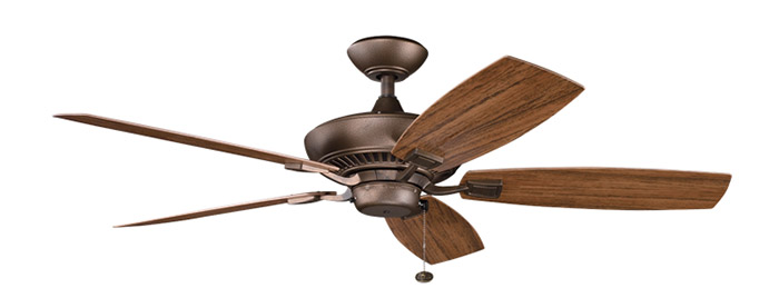 Canfield Patio Ceiling Fan - Top 8 Outdoor Ceiling Fans For 2015 - Lightology