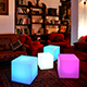 Cube 17 Bluetooth LED Outdoor/Indoor Lamp