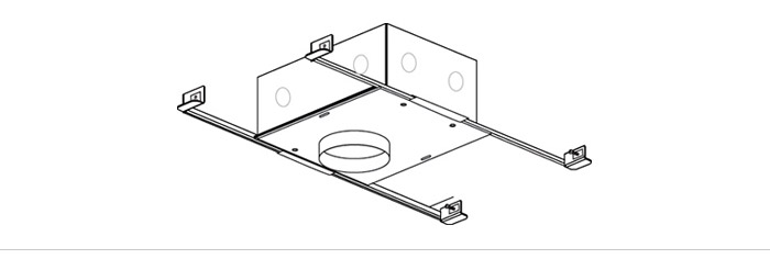 Recessed Lighting Housing (New Construction)