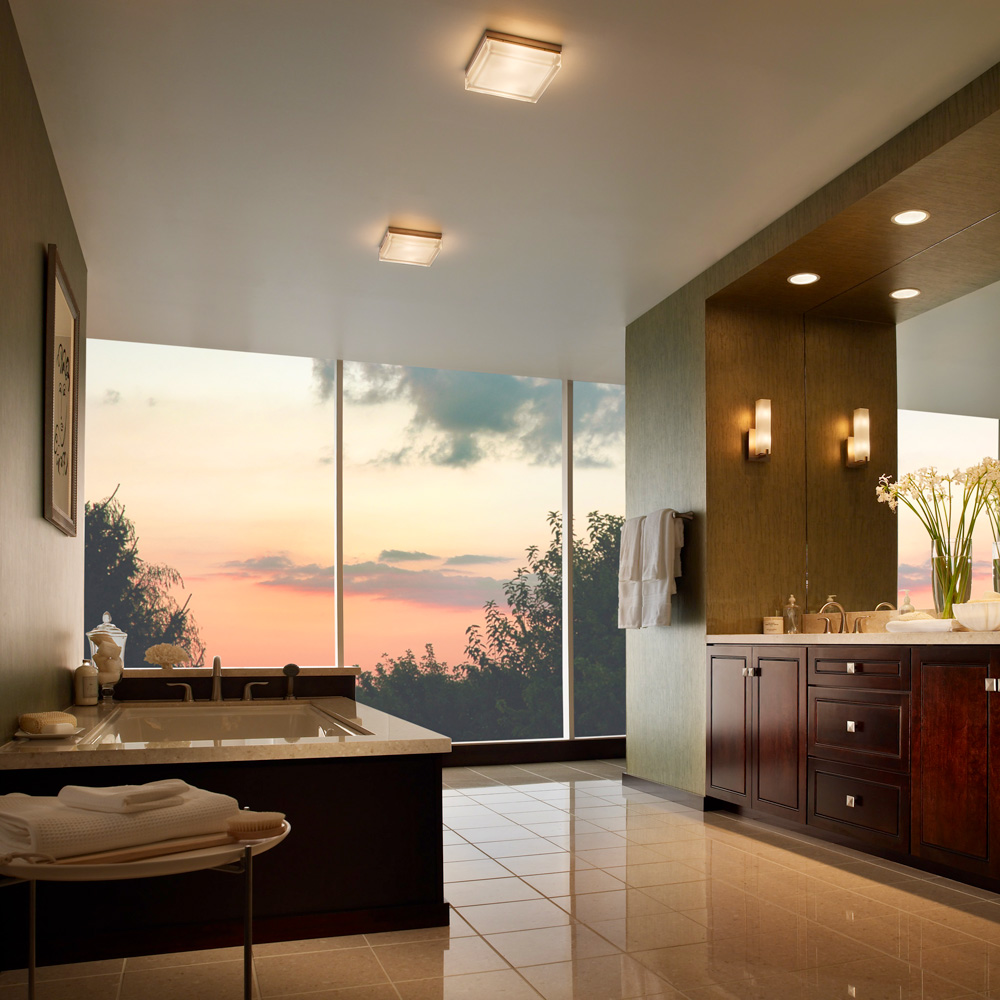 How To Create Beautiful Bathroom Lighting Bathroom Lighting Ideas Lightology