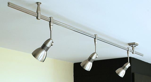 Monorail Track Lighting