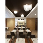 Logico Triple Nested Ceiling by Artemide