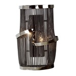 Mulholland Drive Wall Sconce - Black /