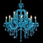Ocean Drive Two Tier Chandelier