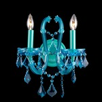Ocean Drive Wall Light -  / Blue