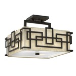 Foyer Lanza Semi Flush Mount