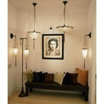Cesendello Silk Floor Lamp -