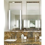 Element Lighted Mirror - Polished Chrome /