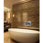Northstar Waterproof TV - Polished Steel / Mirror