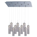 Shanell 10-light LED Pendant
