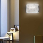 Cocco Wall Sconce - Polished Chrome / Clear Crystal