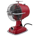 Urban Jet Table Fan - Spicy Red /