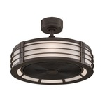 Beckwith Ceiling Fan - Oil Rubbed Bronze /