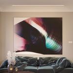 Reveal Wall Wash 2 24VDC Plaster-In LED System - Satin Aluminum