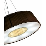 Tuna Pendant - Brown /