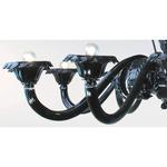 Dolfin Suspension - Painted / Black