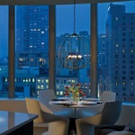 Orb Chandelier by Hubbardton Forge